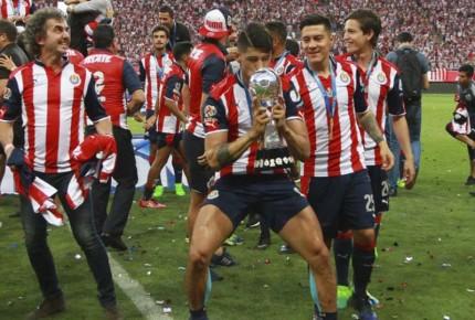 Chivas campeón de la Liga Mx