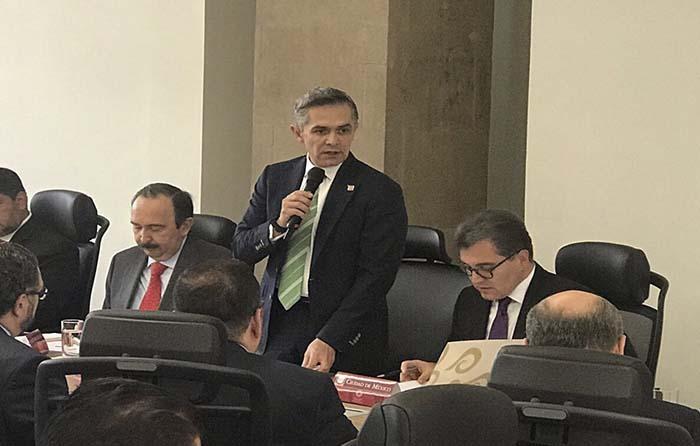 Conago plantea cambios penales en favor de periodistas