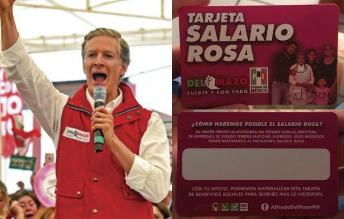 Tumba INE quejas contra Del Mazo y PRI por OHL y tarjetas