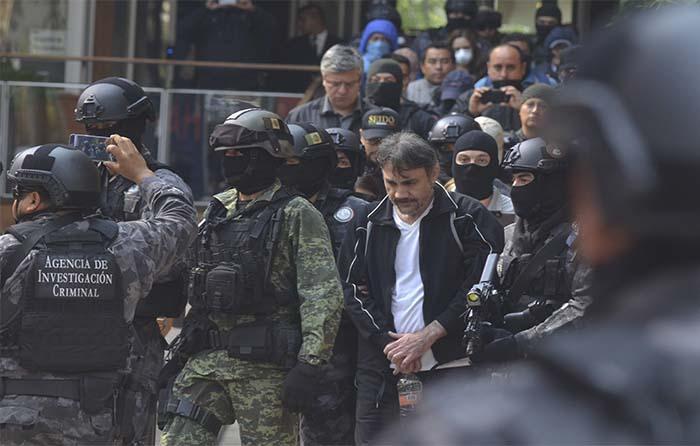 Reducen condena a Dámaso López, 'El Licenciado'; saldrá en 2032