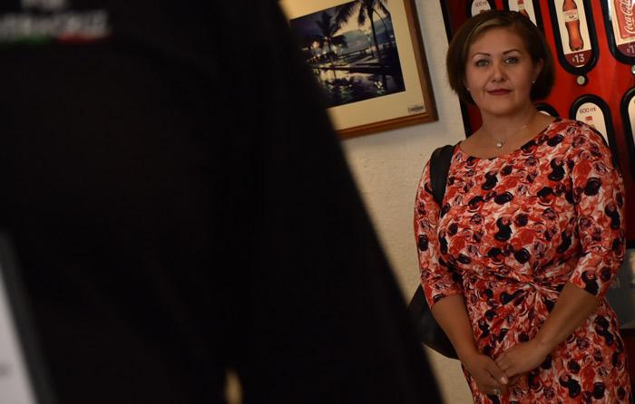 Eva Cadena ni se asoma a la Fepade