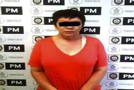 Vinculan a proceso a Gina Domínguez