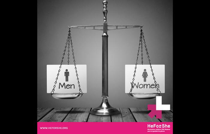México, el tercero que más apoya HeForShe