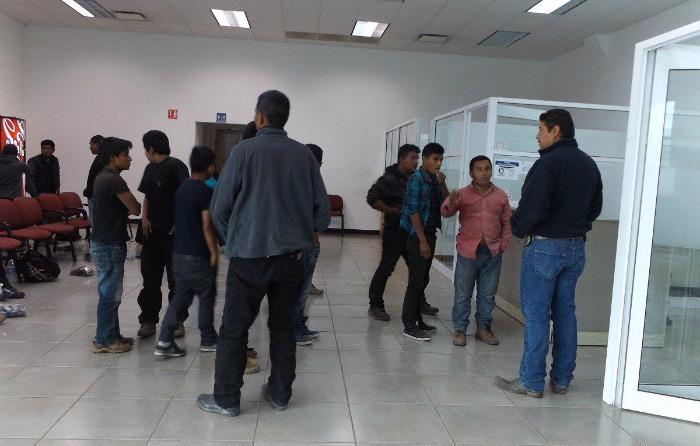 Agreden a tiros a migrantes en Chihuahua