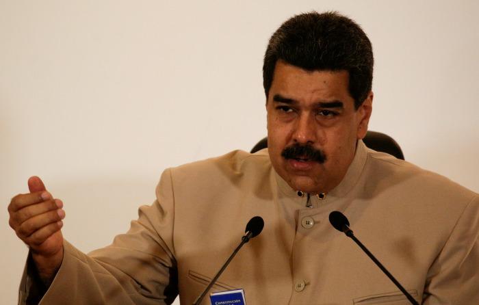 En oposición nace insurgencia armada: Maduro