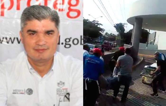PGR indaga muerte de director del ISSSTE en Mazatlán