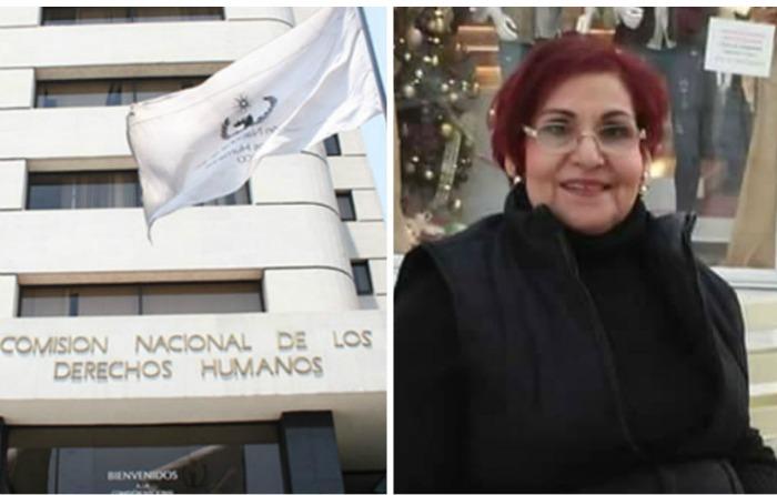 Por omisión, asesinato de Miriam: CNDH