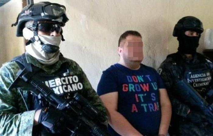 Capturan en Sinaloa a operador de 'El Mini Lic'