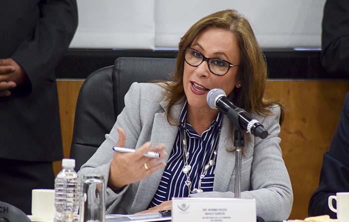 Nahle García se disculpa por caso Eva Cadena