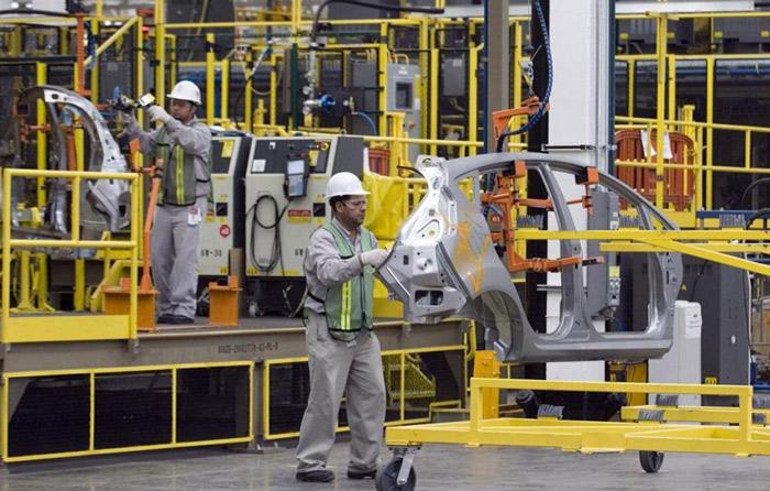 Economía repunta 2.8% en primer trimestre