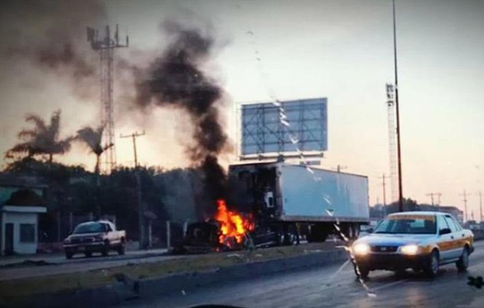 Enfrentamientos en Reynosa dejan 5 muertos