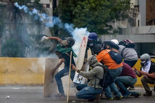 Venezuela: día 40 de protestas, 36 muertos