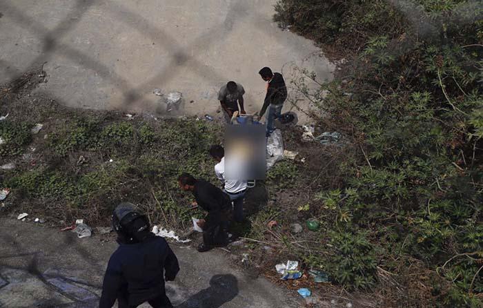 Encuentran cuerpo de una mujer en Venustiano Carranza