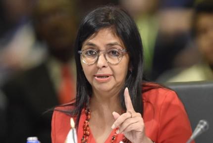 Venezuela increpa en OEA: 'lo que plantea EU, solo con marines'