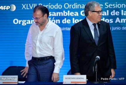 OEA fracasa (de nuevo) en acuerdo sobre Venezuela