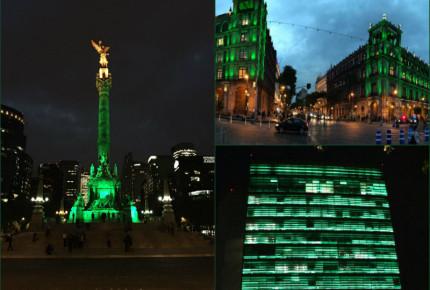 CMDX se tiñe de verde pro Acuerdo de París