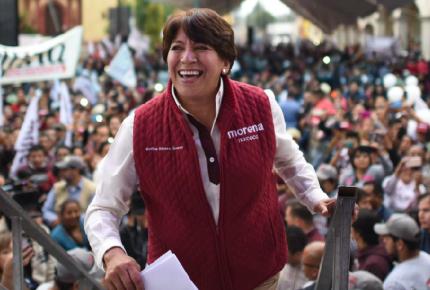 Cifras no cuadran en 241 mil votos en Edomex: Delfina