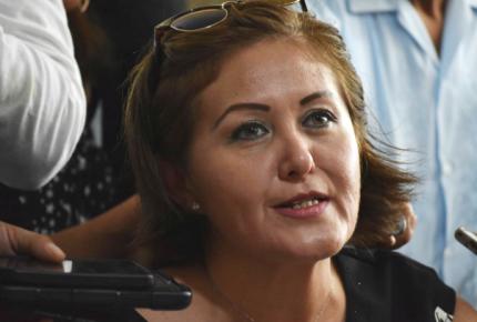 Eva Cadena quiere regresar a curul tras resolución de INE