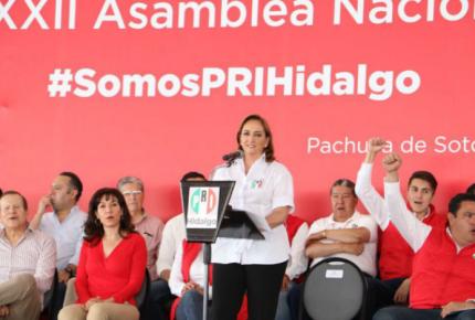 Promete Ruiz Massieu piso parejo a aspirantes a 2018