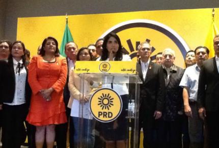 PRD avala Frente Amplio con miras a 2018