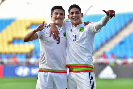 """México avanza a """"cuartos"""" en Mundial Sub 20"""