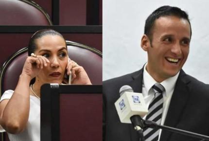 Diputada de PAN en Veracruz increpa a líder por 1.6 mdp