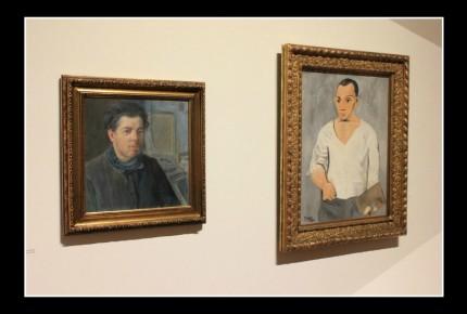 Picasso y Rivera arriban a Bellas Artes