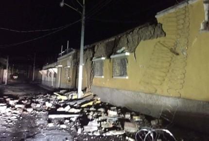 Declararan de emergencia en 11 municipios de Chiapas