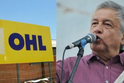 OHL responde a AMLO: falso que financiemos campañas