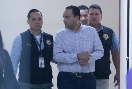 A las 10 hrs del jueves, Borge se enfrenta a autoridades mexicanas