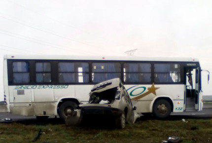 Mueren 6 en accidente en el Circuito Exterior