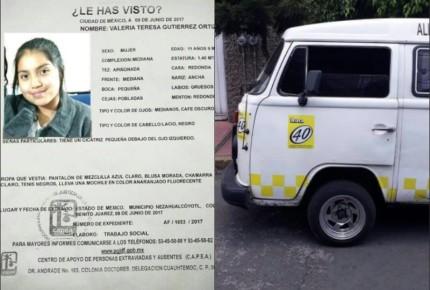 Ingresa a penal de Neza, presunto asesino de Valeria