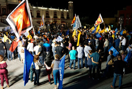"""Echevarría lidera PREP en Nayarit; """"Layín"""" sorprende"""