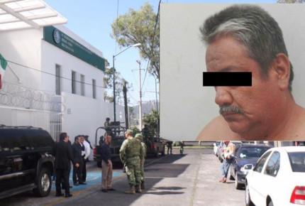 """Cae """"El Cenizo"""" junto a operador en Pátzcuaro"""