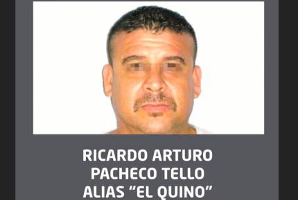 El Quino, jefe de plaza de CJNG en Veracruz, fue abatido en Puebla