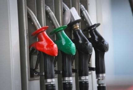 Gasolinas bajan 1 centavo este jueves; diésel se mantiene