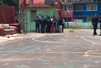 Joven aparece muerta en cisterna de Iztacalco