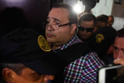 El miércoles se pedirá extradición de Duarte: PGR