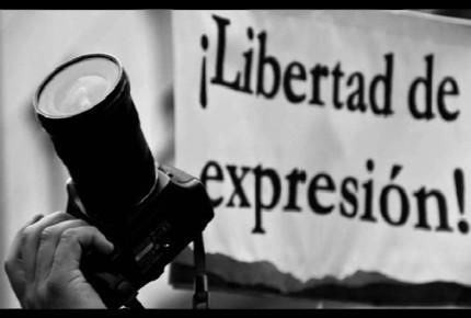 Penalizan 9 estados libre expresión