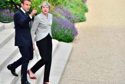 Negociación del Brexit inicia la próxima semana: May