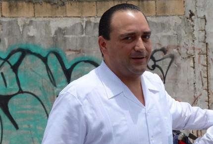 Juez ordena aprehensión de Roberto Borge