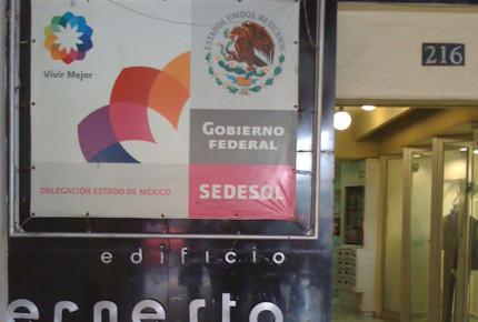 Sedesol influyó en victoria del PRI en Edomex: Morena