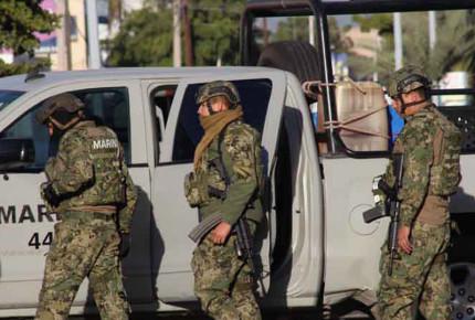 CNDH acredita tortura y abuso de marinos contra 2 civiles