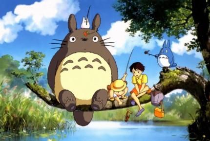 Totoro tendrá su propio parque temático
