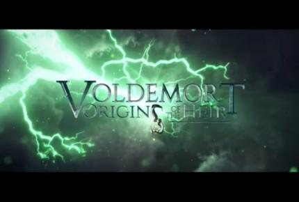 ¡Voldemort tendrá película!