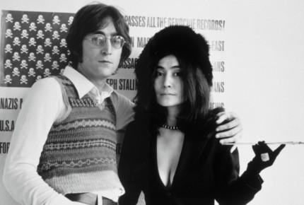 """Reconocen a Yoko Ono por co-escribir """"Imagine"""""""