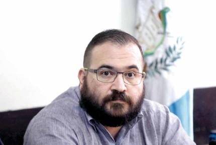 Juez suspende condena de 9 años a Javier Duarte