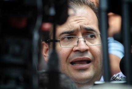 Javier Duarte se deslinda de Juan Janeiro, ligado a 'Napo'