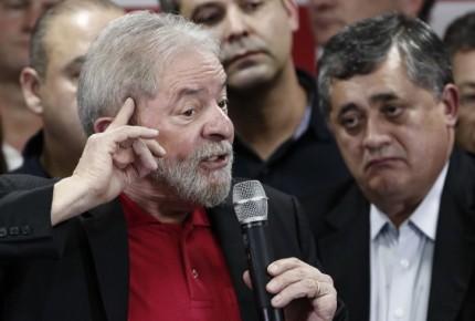 Lula desafía y dice que será candidato pese a fallo