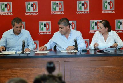 PRI rechaza que rebasara topes de campaña en Coahuila